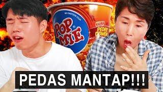 Download Video Kita coba MIE PALING PEDAS di Indonesia MP3 3GP MP4