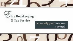 Elite Bookkeeping and Tax Services