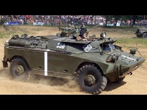 OT-65A Vydra - чехословацкая ББМ / Armored Warfare