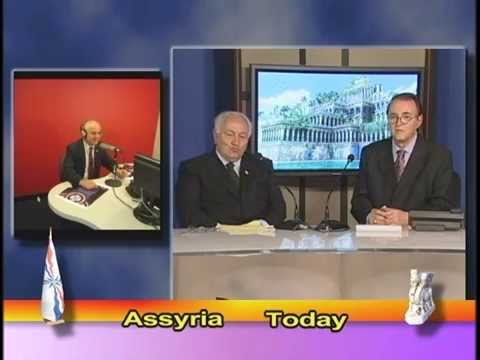 Assyria Today Special Live program from Australia AUA on chaldean controversial attempt on Assyrian