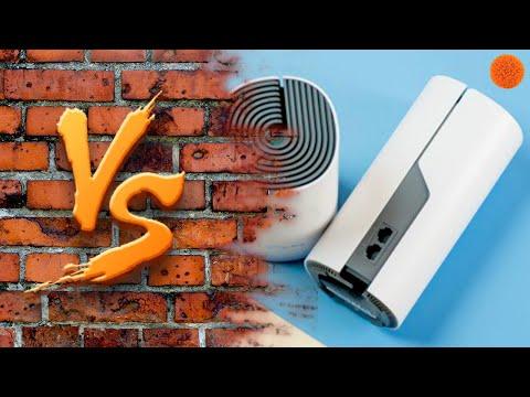 Wi-Fi MESH СЕТЬ Vs БЕТОННАЯ СТЕНА | Тест устройств от TP-Link