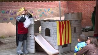 Festa d´Avis i Àvies  Escola Bressol l´Esquitx  Sant Jordi 2016