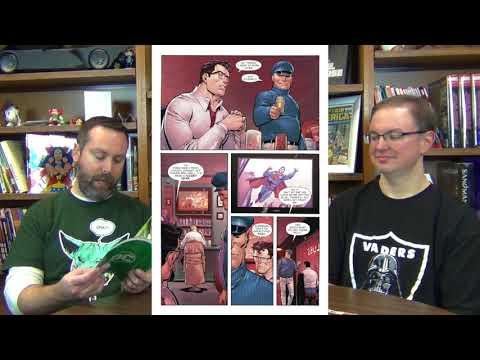 Comics Are Awesome #22: Batman and Superman: The original Bromance. Plus: Venom gets Incorporated