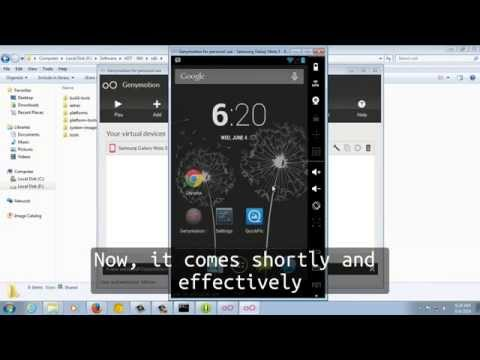 Phonegap tutorial 1 - Installation and Develops Android