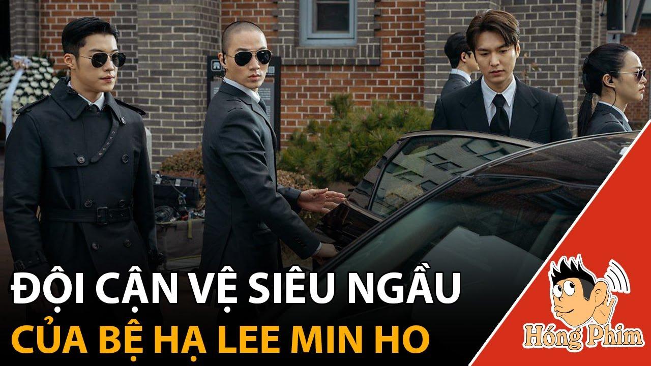 Quân Vương Bất Diệt Tập 1 – Đội cận vệ siêu ngầu của Lee Min Ho|Hóng Phim