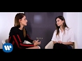 Capture de la vidéo #warnersquad - Jasmine Thompson Interviewed By Annalisa