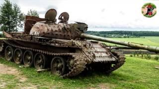 БРОШЕННЫЕ ТАНКИ СССР ! Abandoned Soviet tanks and others.В поисках Золота и Старины!
