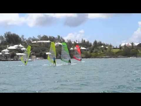 NatWest Island Games Sailboarding, July 16 2013