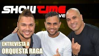 Entrevista a la Orquesta Raga por SHOWTIME