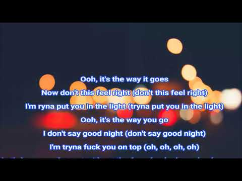 Jeremih, Ty Dolla $ign - The Light [ Official Song ] Lyrics / lyrics video