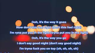 Jeremih Ty Dolla Ign The Light Song Lyrics lyrics.mp3