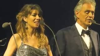 Canto Della Terra * Ilaria Della Bidia & Andrea Bocelli