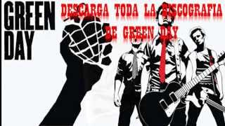 Descarga discografia de Green Day [2013] [mediafire]