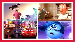 Disney Pixar Moments That Changed Everything | Oh My Disney