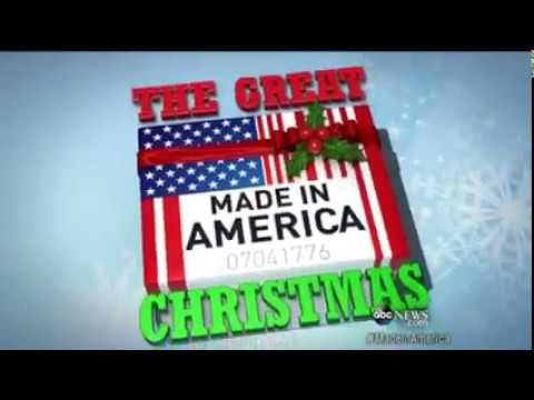 Clothes Made In America, ABC World News
