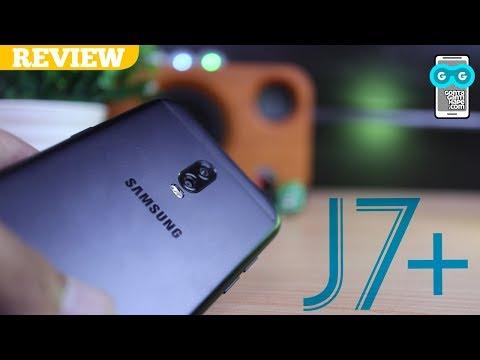 Review Samsung Galaxy J7+ (J7 Plus) - Kualitas Dual-camera Ala Samsung!