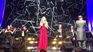 Талант Групп - Мария Наливко, телевизионный концерт финалистов фестиваля с оркестром. Клайпеда.