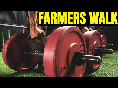 The Farmer's Walk Dumbbell Tutorial Discover the Benefits