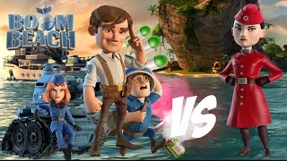 Defeating Colonel GearHeart (Level 45 War Factory) using Tank Medic