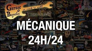 🔧🔧🔧 Mécanique H24 🔩🔩🔩