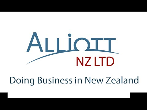 Doing Business in NZ - Alliott NZ Ltd