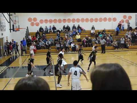 South @ SouthWest - Kansas Middle School Basketball