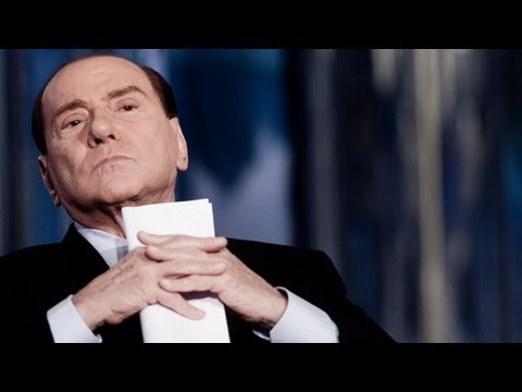 Italian public's reaction to Berlusconi conviction and sentence