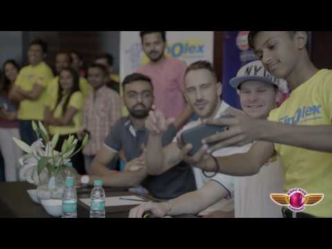 Thumbnail: Surprise for Kids advising the Rising Pune Supergiant Players