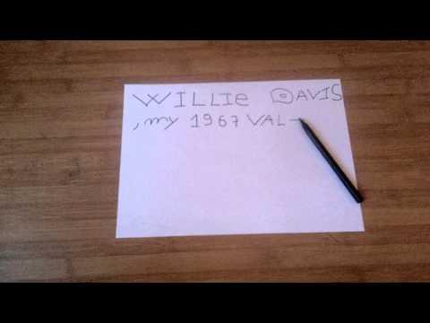 OSTER.MP4 Willie Davis Green Bay Packer, My Valentine