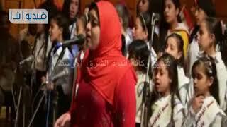 بالفيديو.سكرتير عام المنيا يشهد تكريم 330 من الطلاب الفائقين من أبناء المعلمين^n