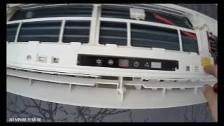 видео Настенный кондиционер RK-09SEG/RK-09SEGE - Бытовые кондиционеры / Настенные кондиционеры / Серия VEGA - производство Dantex