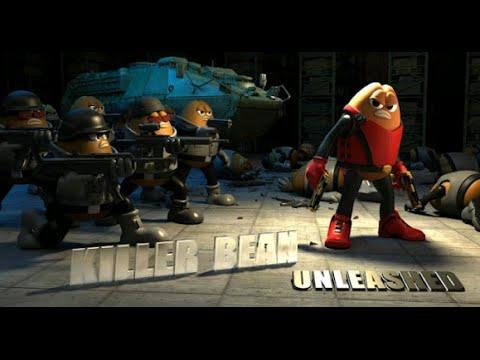 Killer Bean Unleashed:  Mega Level 2.hack god mode