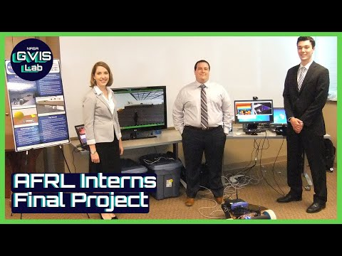 AFRL Interns Final Project Video