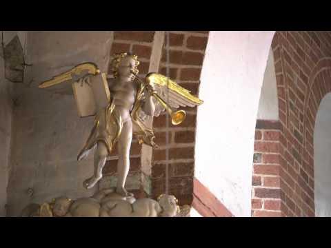 St  Nicolai Kirche Innenansicht