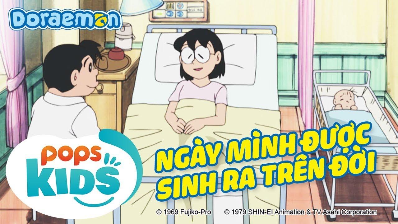 [S6] Doraemon Tập 287 - Ngày Mình Được Sinh Ra Trên Đời - Hoạt Hình Tiếng Việt