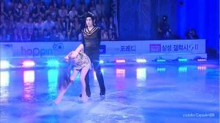 110703 Kiss & Cry [HD] - Krystal Jung perform Livin la vida loca