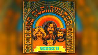 Creedence Clearwater Revival Commotion Woodstock 69
