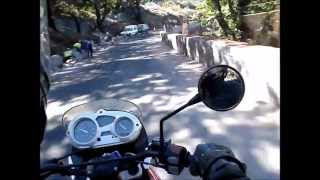 The motorbike adventure on Gran Canaria