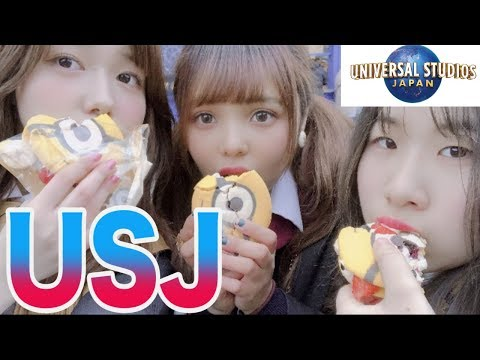 【きぬちゃん】【momohaha】ウェイウェイ大阪旅行!!ハリポタコスしながらユニバを楽しんじゃうぞ!