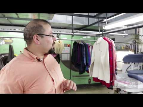 Threads Dry Cleaning is making old-school customer service new again
