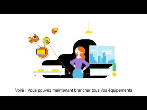 La Fibre – Le raccordement à la Fibre – Orange