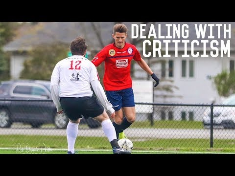 How To Deal With Criticism | Strength & Conditioning and Technical Training Session