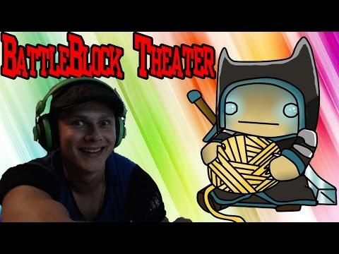 Battleblock Theater Walkthrough - Part 1 - Chapter 1 Part 1 - With Mitch and Zac!