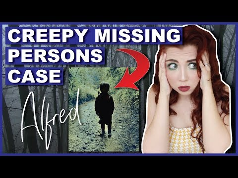 Where is Alfred Beilhartz?   Creepy Missing Persons Case