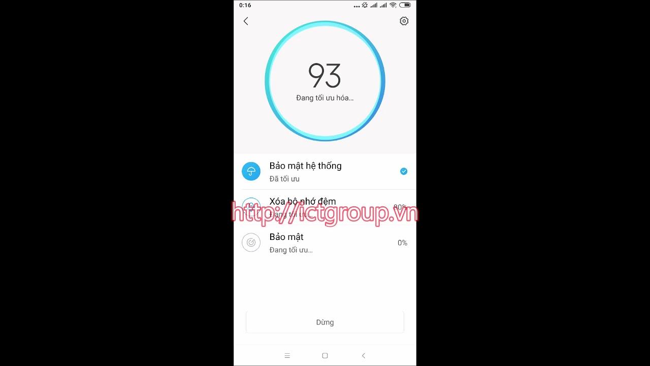 Cách tắt quảng cáo trên điện thoại Xiaomi Redmi Note 5  Pro MIUI 10