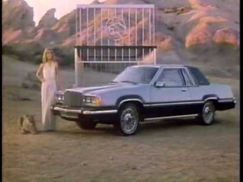 Mercury cougar xr 7 tv ad 1979 youtube publicscrutiny Image collections