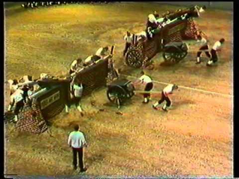 Field Gun Tournament Fleet Air Arm Documentary 1987 ( Part 3 )