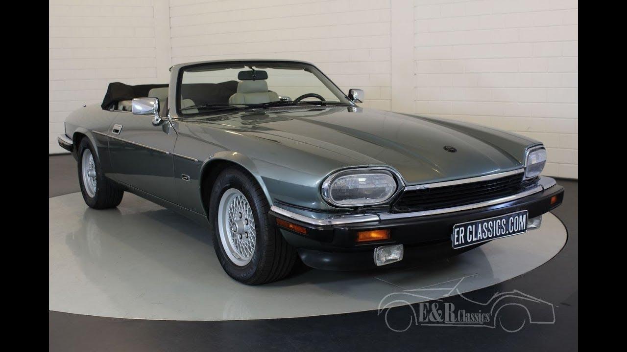 jaguar xjs cabriolet 1993 video www erclassics com youtube rh youtube com 1994 jaguar xjs owners manual -repair 1993 jaguar xjs owners manual