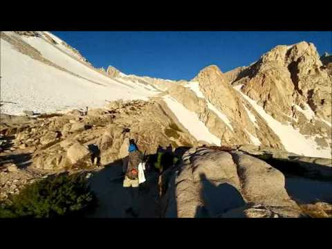 Mt Whitney Day Hike 6-21-2017