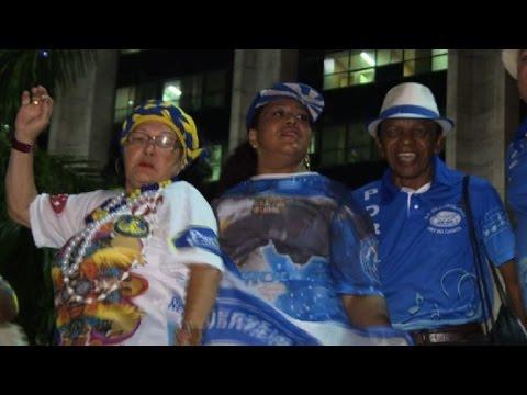 Escuelas de samba de Rio se manifiestan contra recortes